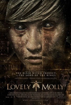 "Affiche du film ""Lovely Molly"""
