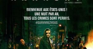"Affiche du film ""American Nightmare 2 : Anarchy"""