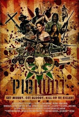 """Affiche du film """"Pig Hunt"""""""