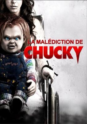 """Affiche du film """"Chucky 6 - La malédiction de Chucky"""""""