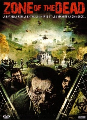 "Affiche du film ""Zone of the Dead"""