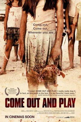 "Affiche du film ""Come Out and Play"""