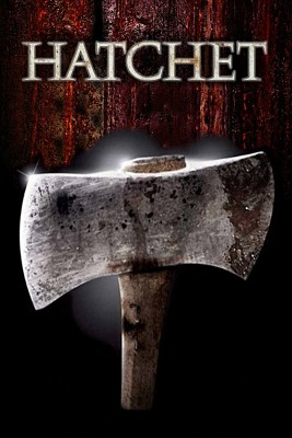 """Affiche du film """"Butcher - La légende de Victor Crowley"""""""