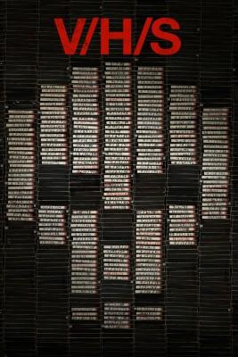 "Affiche du film ""V/H/S"""