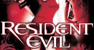 """Affiche du film """"Resident Evil"""""""