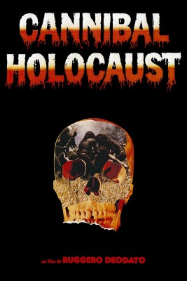 "Affiche du film ""Cannibal Holocaust"""