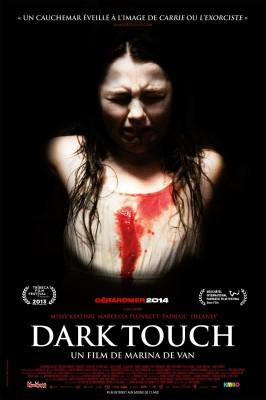 """Affiche du film """"Dark Touch"""""""