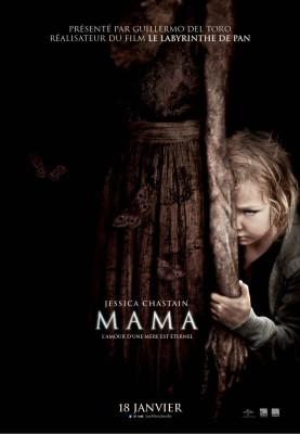 "Affiche du film ""Mamá"""