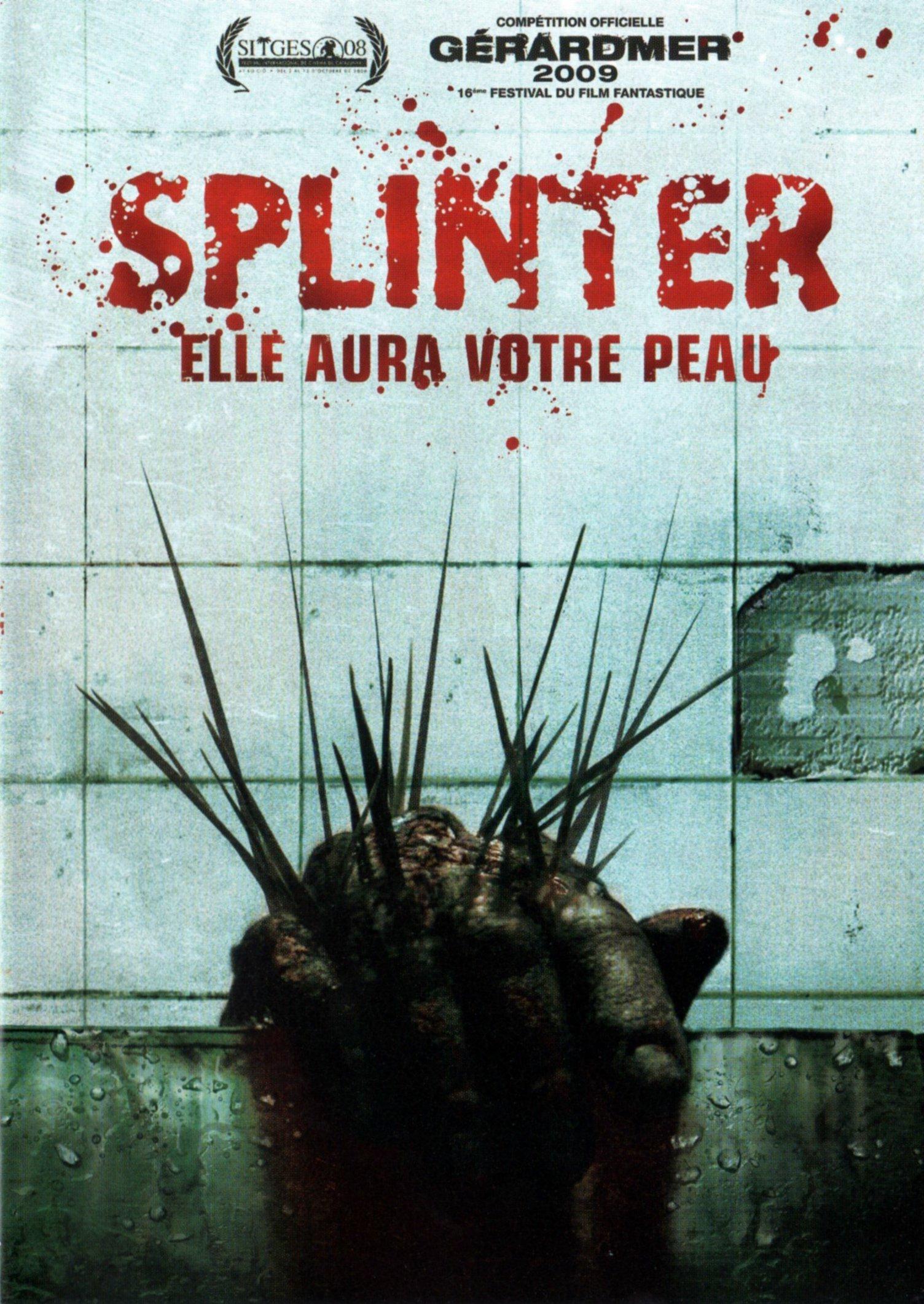 Download Splinter FRENCH Poster