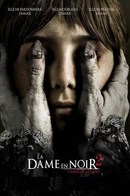 """Affiche du film """"La Dame en Noir 2 : L'Ange de la Mort"""""""