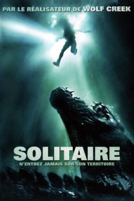 """Affiche du film """"Solitaire"""""""