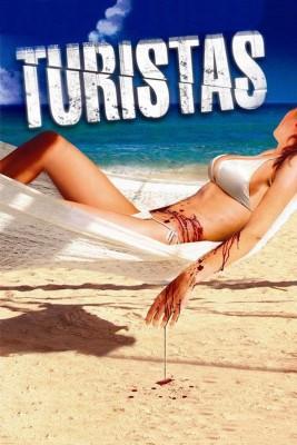 "Affiche du film ""Turistas"""