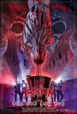 "Affiche du film ""Baskin"""