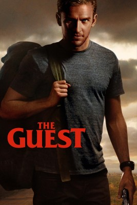 """Affiche du film """"The Guest"""""""