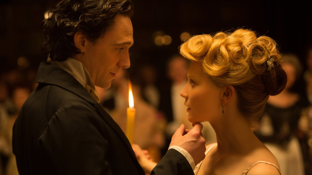 "Image du film ""Crimson Peak"""