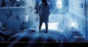 "Affiche du film ""Paranormal Activity: The Ghost Dimension"""