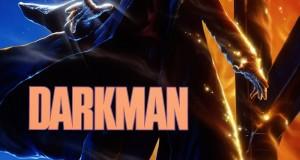 """Affiche du film """"Darkman"""""""