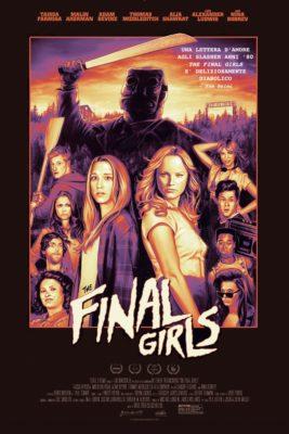 """Affiche du film """"Scream Girl"""""""