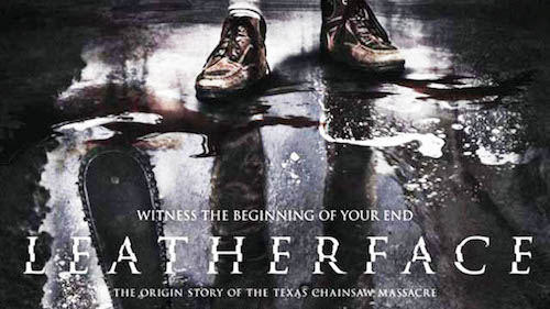leatherfaceposter