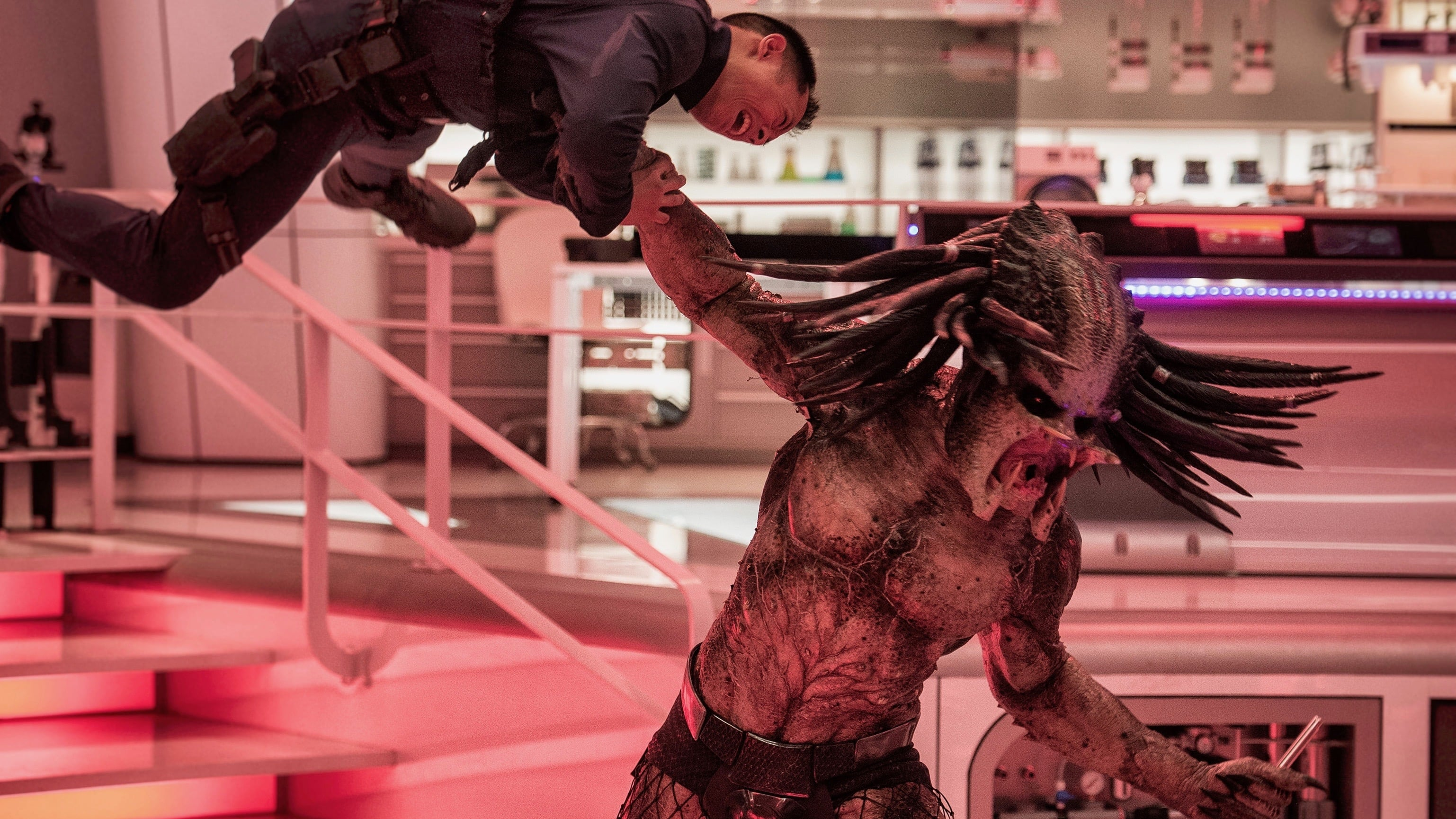 "Image du film ""The Predator"""