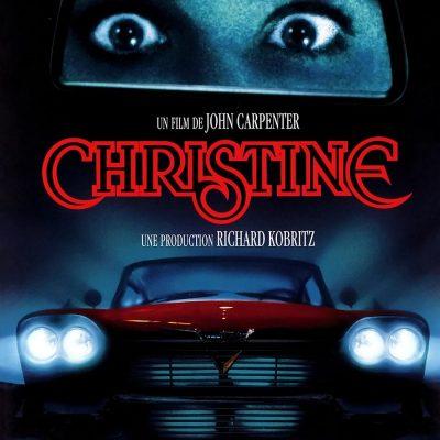 "Affiche du film ""Christine"""
