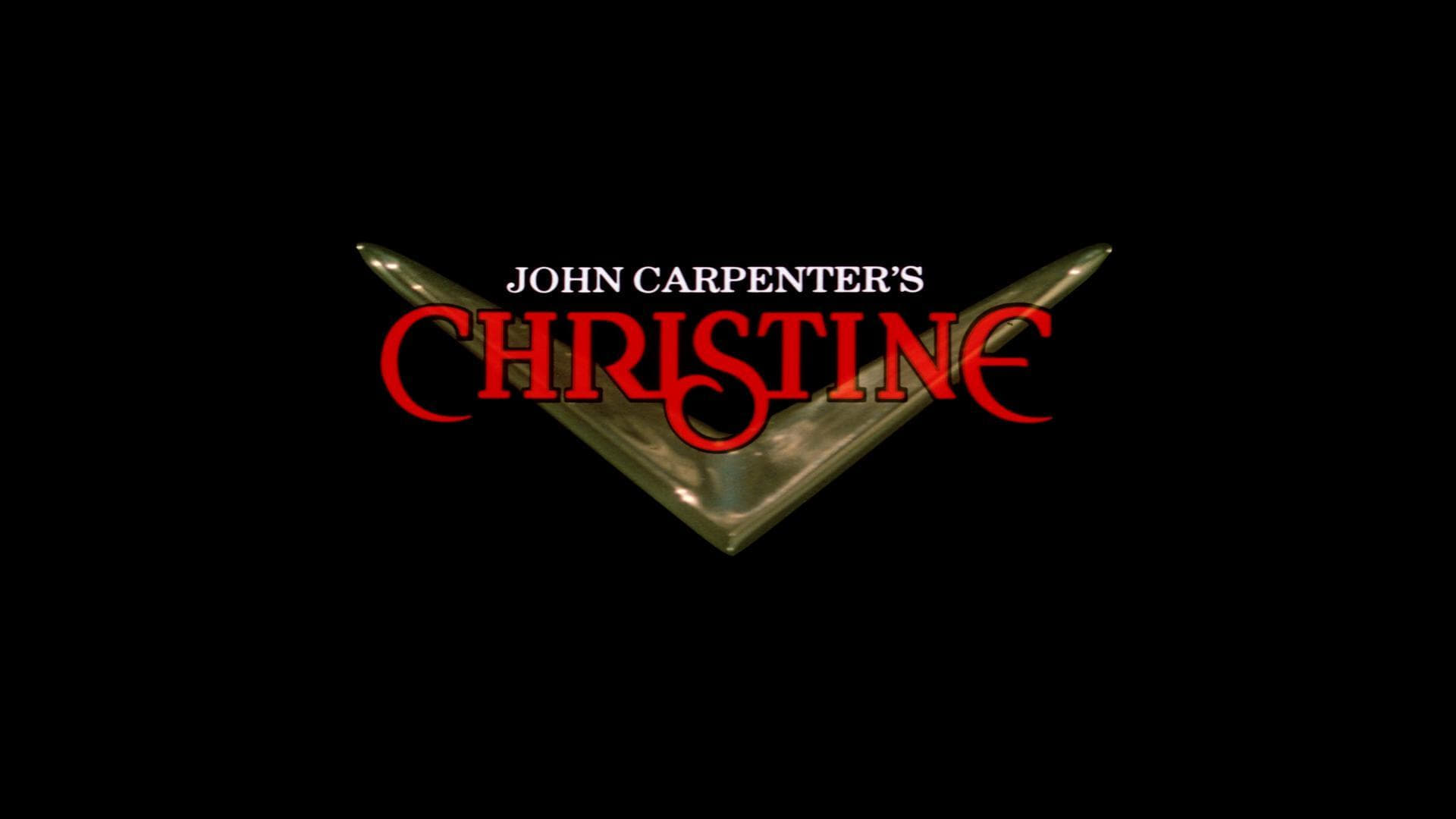 "Image du film ""Christine"""