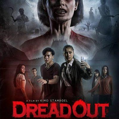 """Affiche du film """"DreadOut"""""""