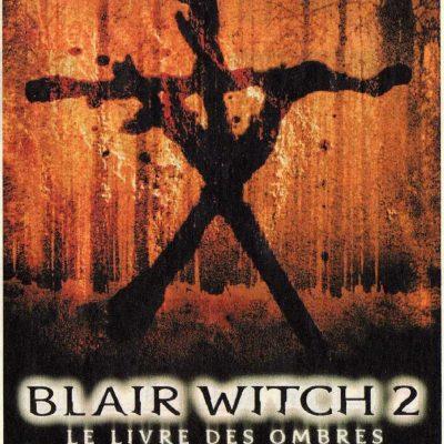 """Affiche du film """"Le projet Blair Witch 2 : Le livre des ombres"""""""