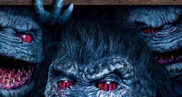 """Affiche du film """"Critters Attack !"""""""
