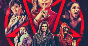 "Affiche du film ""Satanic Panic"""