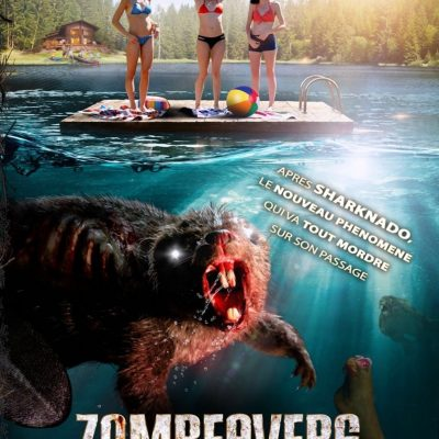 "Affiche du film ""Zombeavers"""