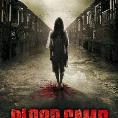 "Affiche du film ""Blood Camp"""