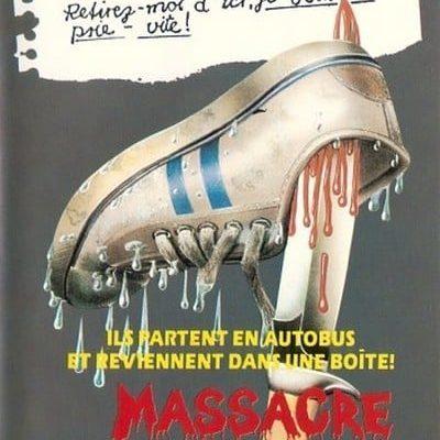 """Affiche du film """"Massacre au camp d'été"""""""