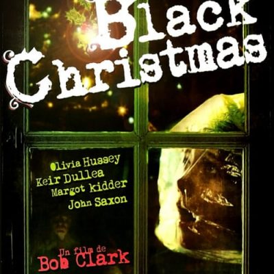 "Affiche du film ""Black Christmas"""