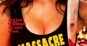 "Affiche du film ""Massacre au camp d'été 3"""