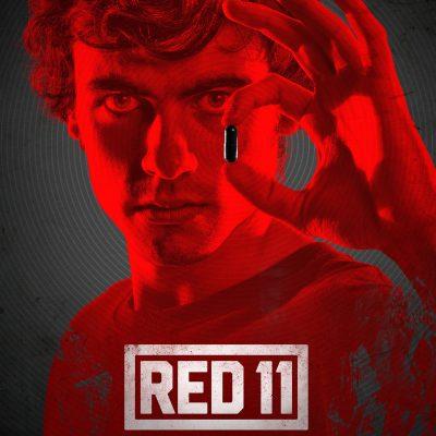 """Affiche du film """"Red 11"""""""