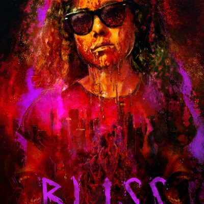 "Affiche du film ""Bliss"""
