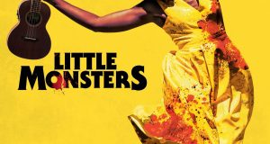 "Affiche du film ""Little monsters"""