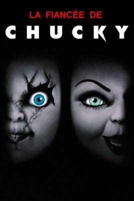 """Affiche du film """"La Fiancée de Chucky"""""""