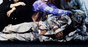 """Affiche du film """"Massacre à la tronçonneuse 2"""""""