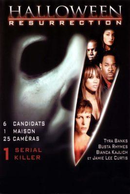 """Affiche du film """"Halloween : Resurrection"""""""
