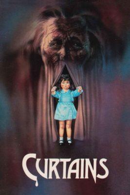 """Affiche du film """"Curtains, L'ultime Cauchemar"""""""