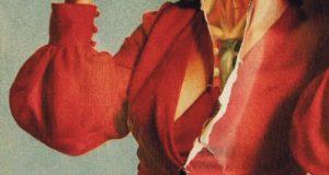 """Affiche du film """"In Fabric"""""""