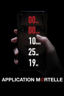 """Affiche du film """"Countdown"""""""