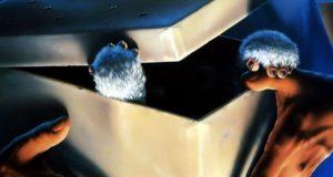 """Affiche du film """"Gremlins"""""""