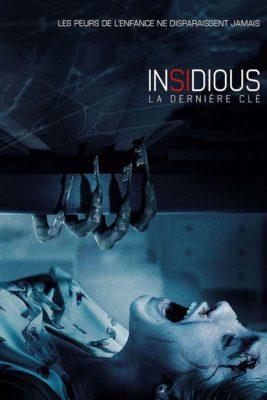 """Affiche du film """"Insidious : La dernière clé"""""""