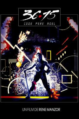 """Affiche du film """"3615 code Père Noël"""""""