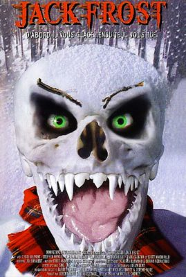 "Affiche du film ""Jack Frost"""
