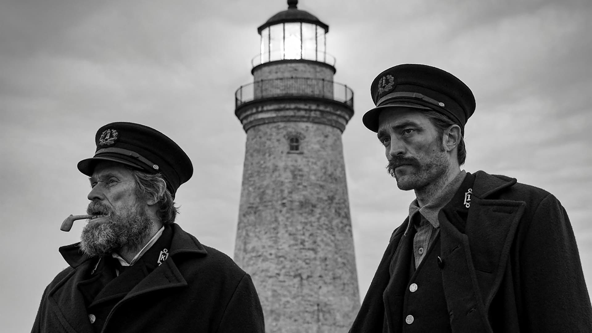 "Image du film ""The Lighthouse"""