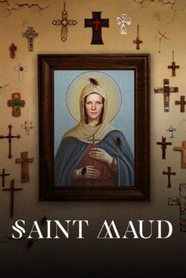 """Affiche du film """"Saint Maud"""""""